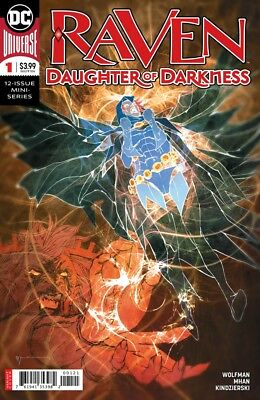 Raven Daughter of Darkness (2018) #   1 COVER B (9.0-NM)