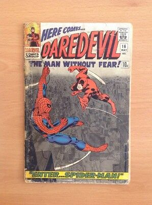 Daredevil Nr. 16 (fair/good)