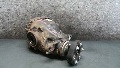 1Y117- BMW E87 1er 118d 2.0 Hinterachsgetriebe Differential 2.47 7566197 7518405