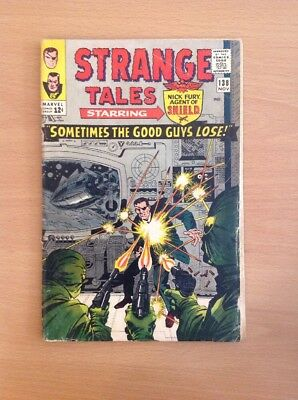 Strange Tales Nr. 138 Jack Kirby (very good-)