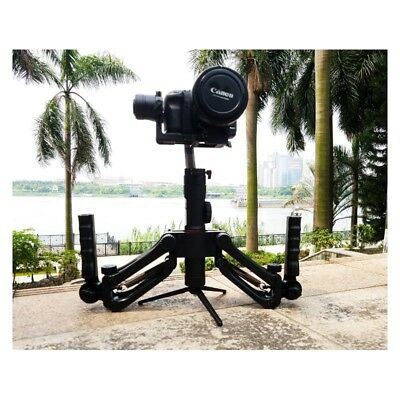 5-Axis Camera Handle Grip Double Handle Work W/ 3-Axis Gyro Stabilizer DE SHIP