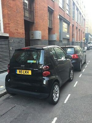 Smart Car fortwo Pure with classic/cherished reg
