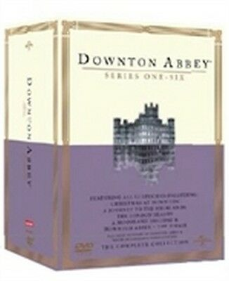 Downton Abbey - The Complete Collection (26 DVD)