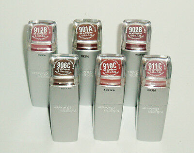 Wet n Wild Mega Colors Lipstick. Various colours to choose from