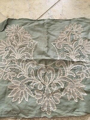 Beautiful Antique Large Lace Collar