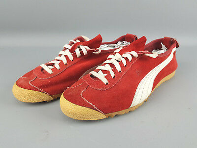 Puma Vintage 70s West Germany Trainers Schuhe UK 7,5 EU 41 shoe