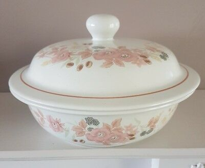 Boots Hedge Rose Lidded Casserole / Tureen