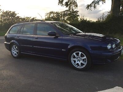 Jaguar X type estate sport 2.5V6 LPG