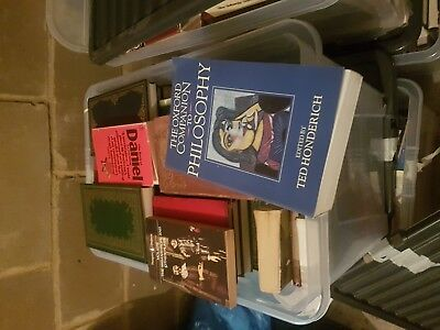 Huge Job Lot Old Books 500 plus Collection Only