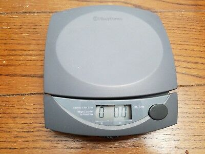 Pitney Bowes G790 Postal Mail Tabletop Scale 5 lb x 0.1 oz W/O Charger