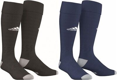 Adidas Milano 16 Mens Boys Football Socks Sports Rugby all sizes Black Or Blue