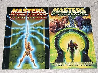 Masters of the Universe TPB (2004 MVCreations) Volumes 1 & 2