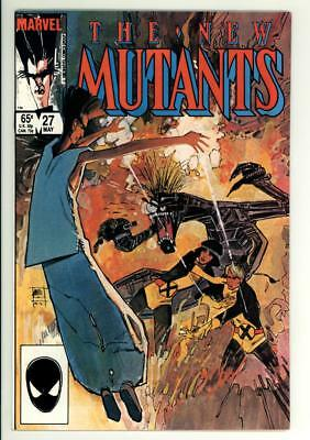 New Mutants 27 - 2nd legion TV Show - High Grade 9.8 MT