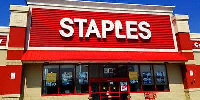 *BEST PRICE* Staples Coupon $25 OFF $75 online or phone Exp 9/23/18 *BEST OFFER*