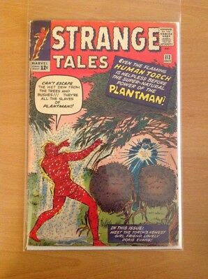 Strange Tales Nr. 113 (Steve Ditko) (very Good)