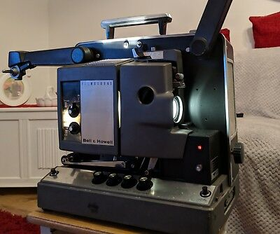 Bell & Howell 16mm Model 8D 665 Film Projector
