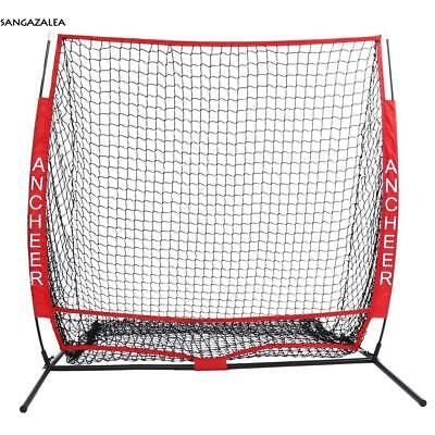 5 x 5 ft Baseball & Softball Praxis Trainingsnetz Netz Softball mit Tragtasche