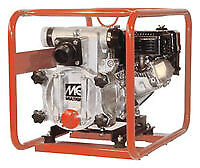 """Multiquip QP2TH 2"""" Suction Trash Pump with Honda Motor, 4.8 HP, 211 GPM (*)"""
