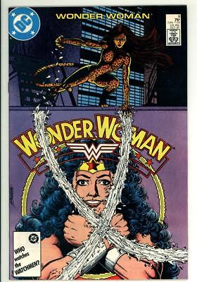 Wonder Woman 9 - Classic Perez Cover - High Grade 9.6 NM+