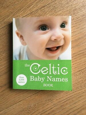Celtic Baby Name Book