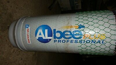 Al Bee Argon Mix 300 bar Empty Gas Cylinder with Regulator