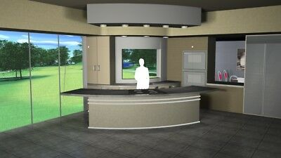 Backgrounds, Special effects, Virtual Newsroom  Green Screen, & Chroma key