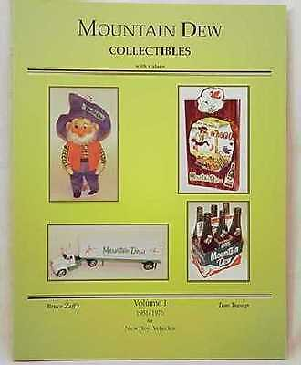 Mountain Dew Collectibles Book