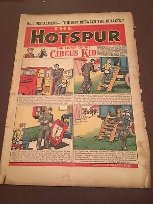 The Hotspur #833 Oct 25th 1952