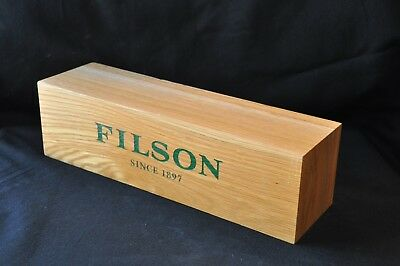 Filson Since 1897 Advertising Store Decor