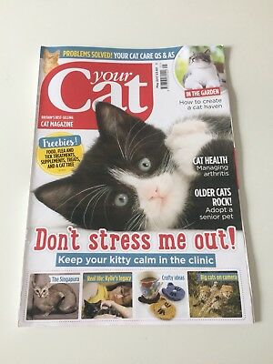 Your Cat magazine May 2017