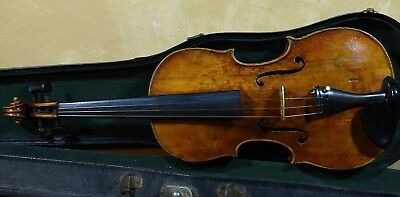 Beautiful Old Violin Labeled Jo. Baptista Ceruti 1812.
