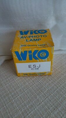 WIKO ESJ PROJECTOR Lamp Bulb 82V 85W  NEw old stock