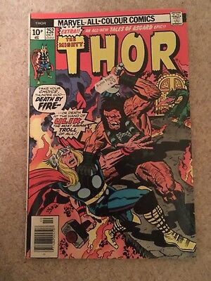 The Mighty Thor #252 Marvel Comics Group