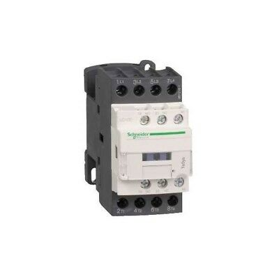 Schneider Electric LC1DT40P7 TeSys 4 Pole Contactor 40A AC1 230-240VAC Coil