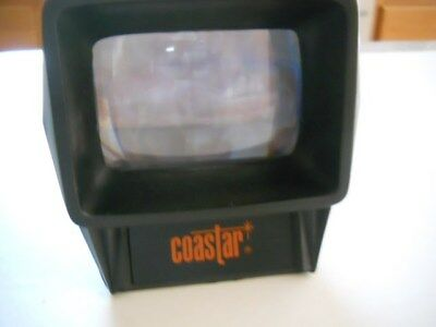 "Coastar Lighted Slide Viewer for 2"" slides Works!"