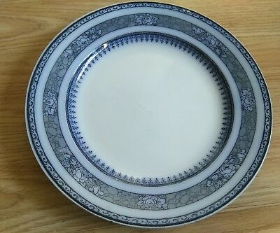 Keeling &co ltd burslem losol ware ormonde plate