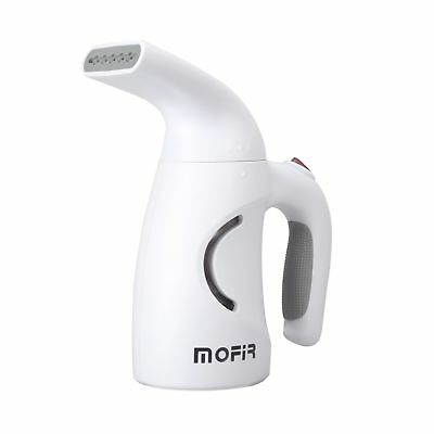 MOFIR Steamer for Clothes, Portable Handheld Clothes Steamer Safety Fabric St...