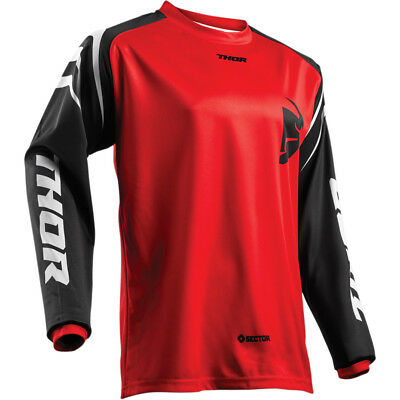 Thor S8 Sector MX Motocross  Zone Jersey