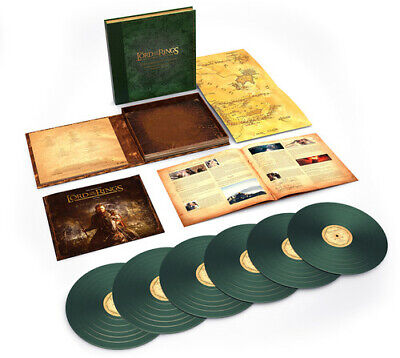 Lord Of The Rings: Return Of The King: Complete - 6 DISC SET - Howar (Vinyl New)