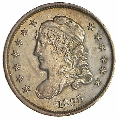 1835 Capped Bust Half Dime - Circulated *1703