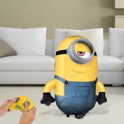 RC Inflatable Minion Toy