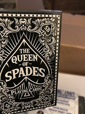 SHAYNA BASZLER the Queen of Spades Deck of Cards Pro Wrestling Crate NXT UFC