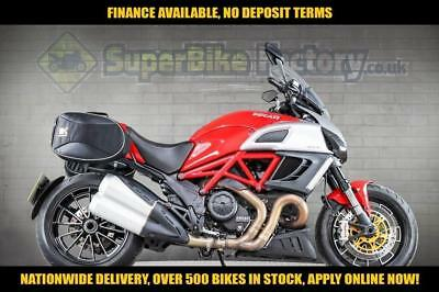 2012 61 Ducati Diavel 1200Cc Used Motorbike Nationwide Delivery