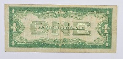TOUGH - 1928 $1.00 Funny Back - Silver Certificate - Monopoly Money *315