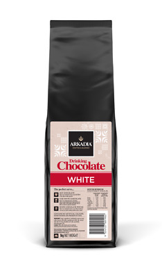 Arkadia White Hot Chocolate Powder 1kg