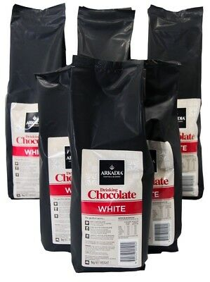 Arkadia White Hot Chocolate Powder 6kg