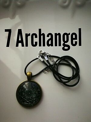 Code 397 The seal of the 7 seven Archangels Michael Raphael Haniel Gabriel 4 man