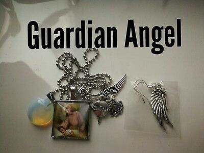 Code 398 Guardian Angels your protector n guide Holy Communion Confirmation Gift