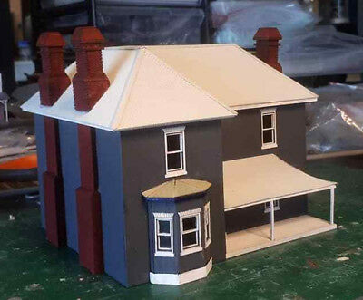 Ho Scale Liverpool Station masters house