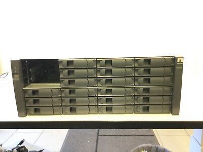 NETAPP DS4246 - with 21/24 HDD Caddies (No Hard Drives)